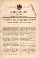 Original Patentschrift - E. Camelinat And P. Taillandier In Ladywood , 1898 , Manufacture Of Chaines , Cable , Chain !!! - Historische Documenten