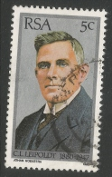 South Africa. 1980 Birth Centenary Of CL Leipoldt. 4c Used - South Africa (1961-...)