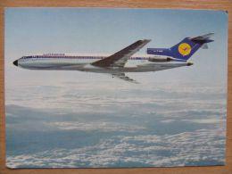 Lufthansa B 727 - 1946-....: Era Moderna