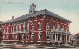 Maine Sanford Town Hall
