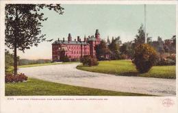 Maine Portland Western Promenade And Maine Central Hospital