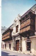 Peru Lima Torre Tagle Palace