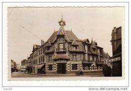 CPA14 VILLERS SUR MER  1930 BUREAU DE LA POSTE - Villers Sur Mer