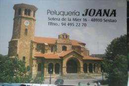 Sestao Peluqueria - Calendari