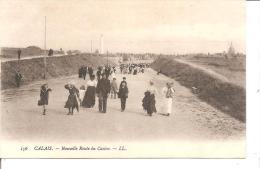 CALAIS - Nouvelle Route Du Casino -n°156 LL - Dos Vert - Calais