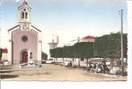 VALMY - La Place De L'église - N°2 - Algérie