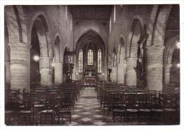 La Hulpe : Intérieur De L'Eglise St-Nicolas - La Hulpe