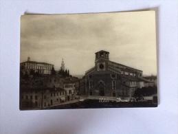UDINE DUOMO E CASTELLO VIAGGIATA 1951 - Udine