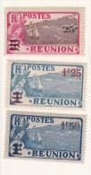 Réunion N° 103-104-105**  Sans Charniére - Neufs