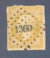 PC 1360  GAILLEFONTAINE  (74 SEINE INFERIEURE) - 1849-1876: Klassieke Periode