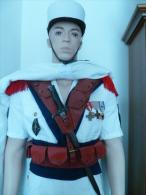Mannequin Complet Caporal Legion CSPL Sahara Algerie - Uniforms