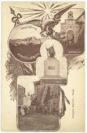 CARTOLINA - MONTELIBRETTI  - PANORAMA - VIAGGIATA NEL 1913 - LEGGERA PIEGA IN ALTO A SINISTRA - Roma (Rome)