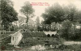 Mesgrigny Le Gue Environs De Mery Sur Seine Collection Vve Grillet 1917 - Otros Municipios