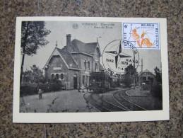 WEMMEL NAVO EERSTEDAG STEMPEL CACHET L1416 - Wemmel