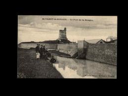 50 - SAINT-VAAST-LA HOUGUE - Le Fort De La Hougue - Saint Vaast La Hougue