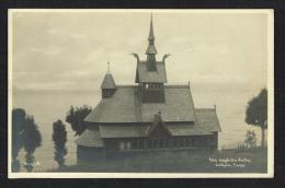 BALHOLM SOGN (Norway) - Den Engelske Kirke - English Church - Noorwegen