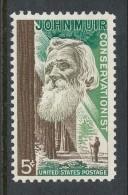 USA 1964 Scott # 1245. John Muir Issue, MNH (**) - United States