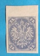 1910 X 21-23  BOSNA BOSNIA  BOSNIEN HERZEGOVINA AUSTRIA  IMPERFORATE   HINGED - Bosnia Erzegovina