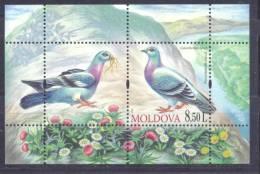 2010. Moldova, Birds,  S/s,  Mint/** - Moldavia