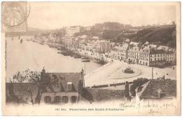 Dépt 29 - AUDIERNE - Panorama Des Quais D'Audierne - Audierne