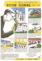 BUVARD SANTE COMITE ETUDE ALCOOLISME SOBRIETE VICTOR FLEMING - Buvards, Protège-cahiers Illustrés