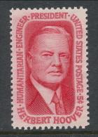 USA 1965 Scott # 1269. Herbert Hoover Issue, MNH (**) - Neufs