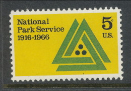 USA 1966 Scott # 1314. National Park Service Issue, MNH (**) - United States