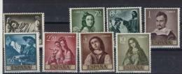 Spanien Michel No. 1304 - 1313 ** postfrisch / ohne No. 1305