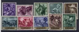 Spanien Michel No. 1304 - 1454 ** postfrisch