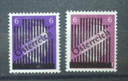 Österreich 6Pf * 669 Marken Des Deutsche Reich   Siehe Text (Px32) - 1945-60 Ungebraucht