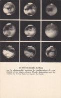 Sciences - Astronomie - Observatoire Camille Flammarion Juvisy Sur Orge - Planète Mars - Astronomia
