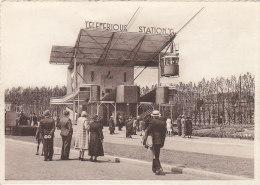 Belgique - Liège Luik - Exposition Foire 1939 - Architecture Gare Téléphérique - Luik
