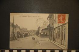 CP, 21, Les Laumes Alésia Grande Rue Edition Philippon - Otros Municipios