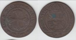 **** SUISSE - SWITZERLAND - NEUCHATEL - 4 KREUZER 1790 SUUM CUIQUE **** EN ACHAT IMMEDIAT - Switzerland