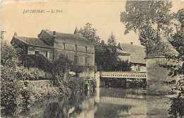 Dordogne -ref A640- Javerlhac - Le Pont  - - France