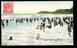 AUSTRALIE MANLY / Surf Bathing / - Australia