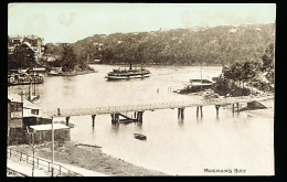 AUSTRALIE MOSMAN'S BAY / (vue Du Port) / - Sydney
