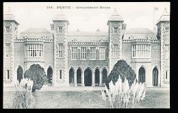 AUSTRALIE PERTH / Government House / - Perth