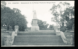 AUSTRALIE PERTH / Monument De La Reine Victoria Kings Park / - Perth