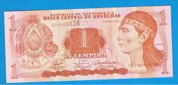 HONDURAS - 1 Lempira 2008  SC  P-84 - Honduras