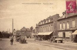 76 Saint Nicolas D'Aliermont. Place De La Mairie - France
