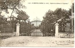"""Saint-Brevin-l'océan - Entrée Du Château Le """"Pointeau"""" - Saint-Brevin-l'Océan"""
