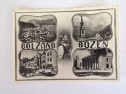BOLZANO VIAGGIATA 1952 - Bolzano (Bozen)