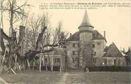 Dordogne -ref A591- Chateau De Pelvezie Pres De Saint Genies   - Carte Bon Etat  - - France