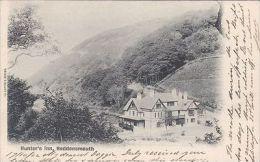 HEDDONSMOUTH - HUNTERS INN  1902 - Postcards