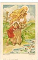 IMAGE PIEUSE Chromo Illustrateur Kunst Adelt Maastricht - Imágenes Religiosas