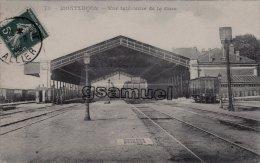 03 - Montluçon - Vue Intérieure De La Gare. - (voir Scan). - Montlucon