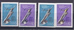 Russia1962: SPACE Michel 2670-1 A&B Mnh** - Russia & USSR