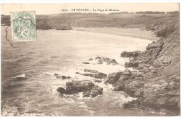 Dépt 29 - CLOHARS-CARNOËT - Le Pouldu - La Plage De Kéréron - Clohars-Carnoët
