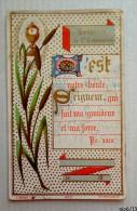 Image Pieuse Ancienne- Bouasse Ed. - Souvenir De Communion - - Santini